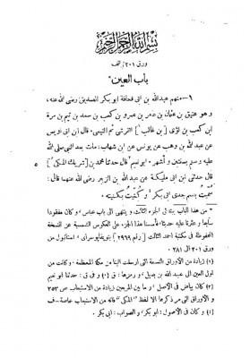 thumbnail of Tarikh-al-Kabir-Boukhari-volume-5