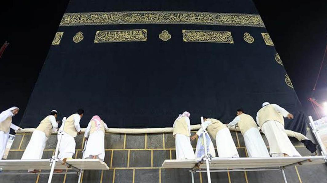 Janvier 630 le proph te fait tuer un homme qui se for A l interieur de la kaaba